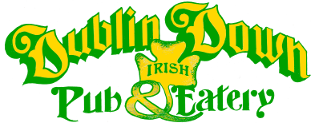 Dublin Down Irish Pub & Eatery Logo